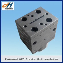 China WPC Extrusion Mould for Balcony Flooring