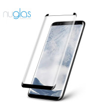 Nuglas Brand Tempered Glass Screen Protector For Galaxy Note 8 Anti shatter anti Fingerprint