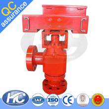 Oilfield orifice plate valve / restricted orifice valve / orifice panel valve with goodquality