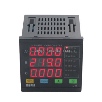 DW series phaseThree-phase multifunctional power meter(LED)
