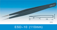 ESD Tweezer Antistatic Tweezers ESD-10