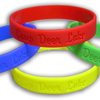 Hot Sellling Anti Mosquito Silicone Bracelet