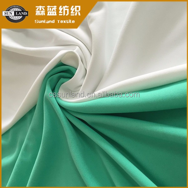 100% polyester knitting 50D interlock fabric for underwear