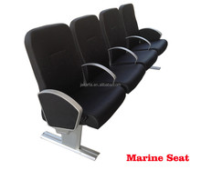 Different color two three four seats per row marine passenger chair seat jet boat seats