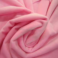100% nylon flock material flock fabric ,tricot flocking fabric,jewelry box velvet material