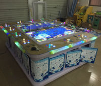 Professional popular new products amusement fish 2 game machine made in China