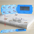 6 Compartment Portable Digital Pill Medicine Box With Alarm Clock