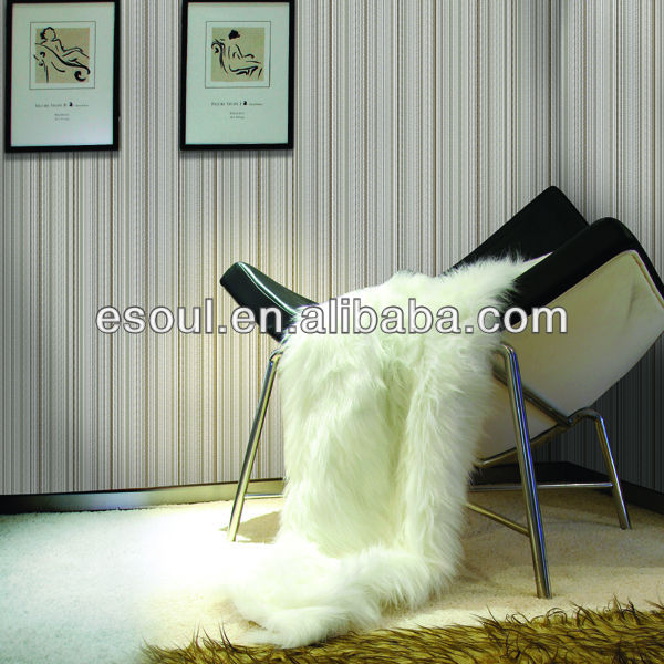 Office room and engineering decoration hot sales pvc wallpaper