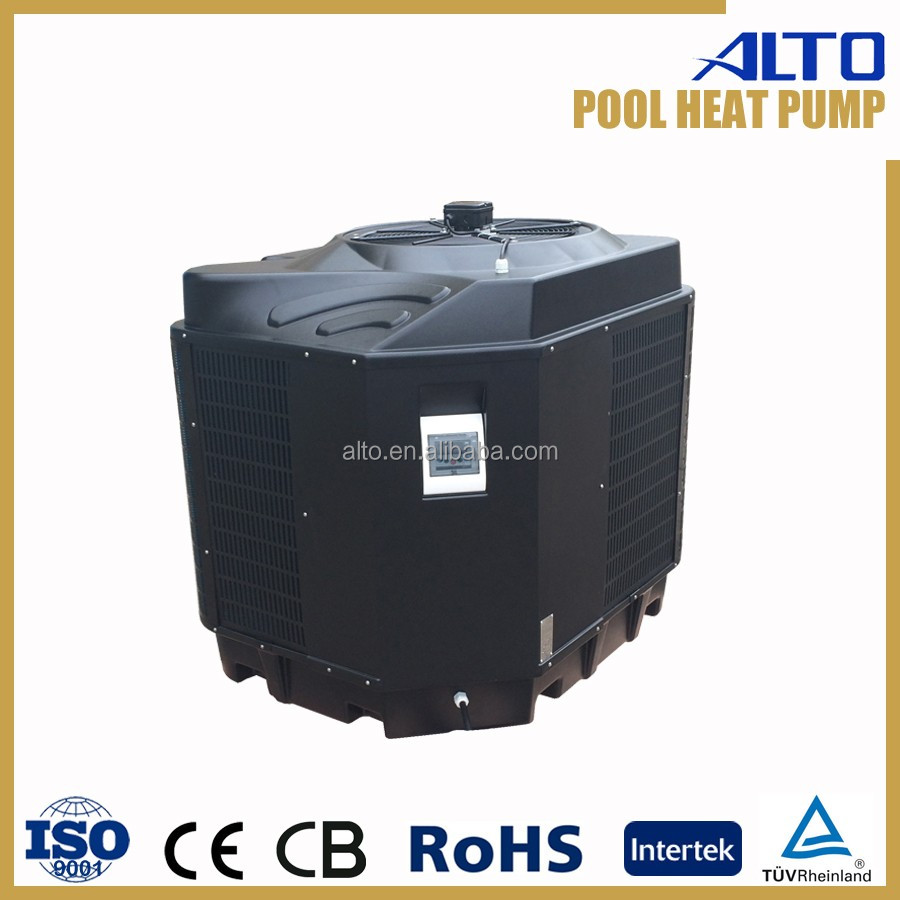 High quality power saving air source swimming pool heater 15kw water heater