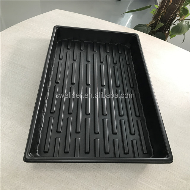 Vacuum Thermforming 1020 Plant Plastic Hydroponic Growing Trays, Seeding Tray for Sale