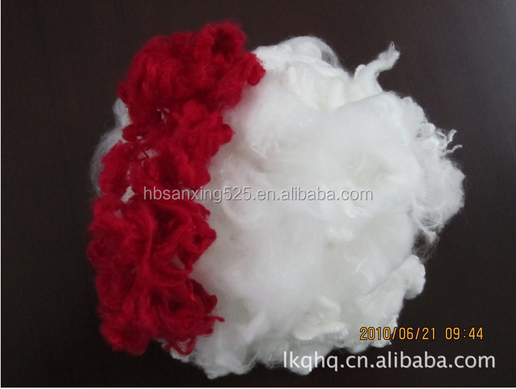 1.4D-15D 32-102mm 100% colored polyester staple fiber