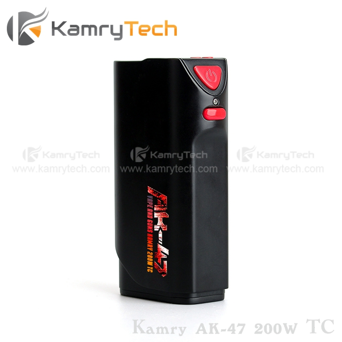 2016 new products kamry 200w e cigarette, 200w temper control electronic cigarette vaporizer