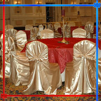 C18 universal polyester banquet chair covers
