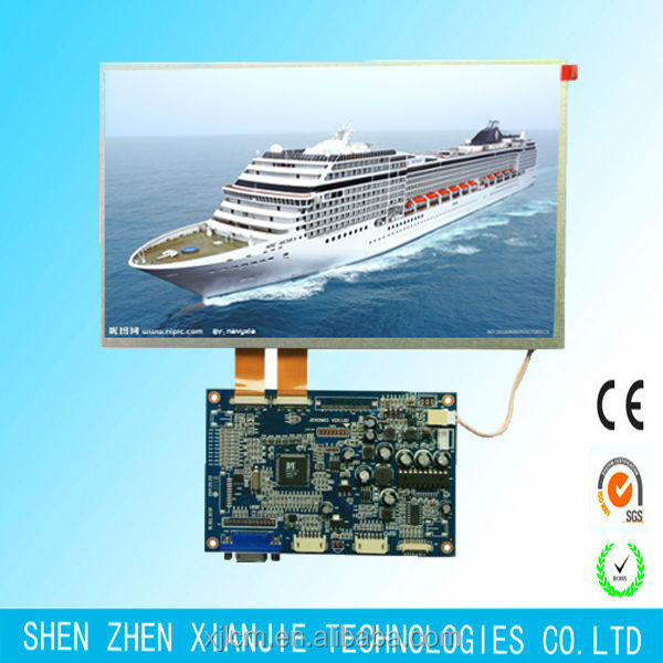 10.2 inch tft lcd display module/mipi dsi interface lcd display