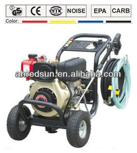 high pressure washer for train surface 6HP