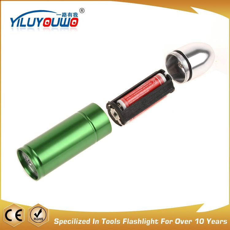 Good Reputation factory supply led image projection flashlight