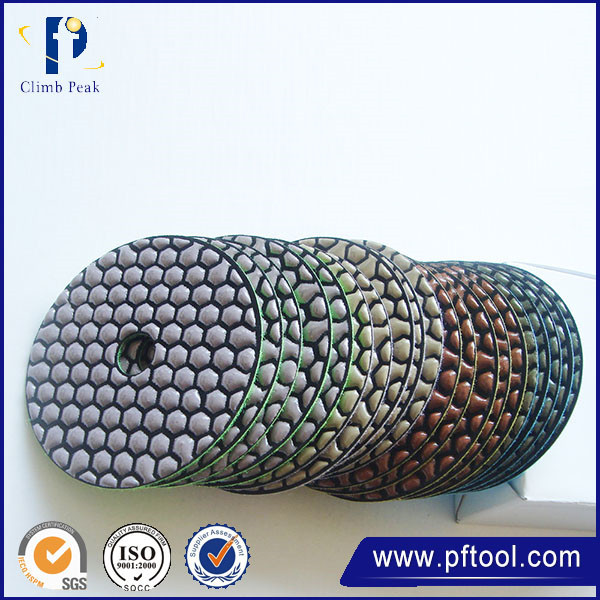 wholesale china import Metal Bond Concrete Polishing Pad