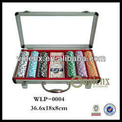 Luxury Roulette Poker Game Set Wholesale with Aluminum Case(SGS & BV )