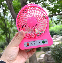 handheld big wind china shenzhen standing fan for desk top