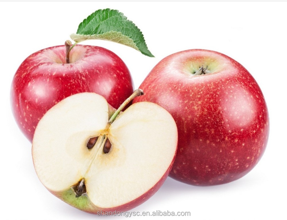 2015 fresh fruits red Fuji apples