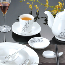 Indian dinnerware set dubai tableware turkish porcelain dinner set