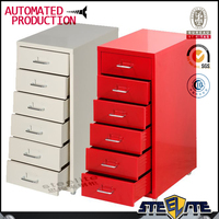 korea 6 drawer ik metal locker cabinet metal corner cabinet decorative metal cabinet with castors