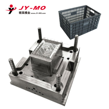 High Quality Basket Packing Molds Plastic Crate Injection Mould