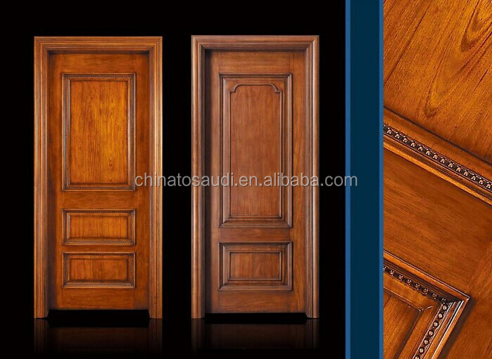 2015 Latest wooden doors design
