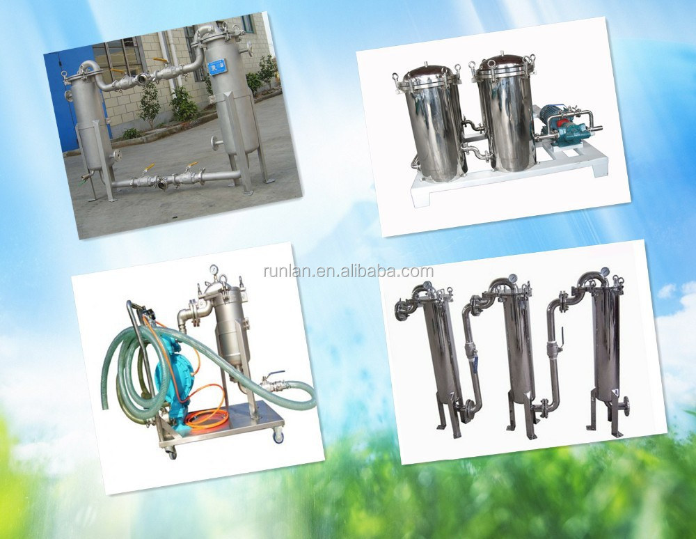 Hot Sale Filtering Equipment Cooking Oil Filtration System