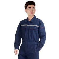 Long Sleeve Overalls Engineering Labour Insurance