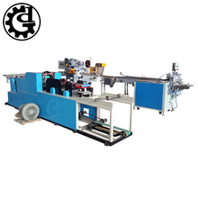 Automatic multi-bag handkerchief tissue packing making machine to product handkerchief paper