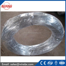 Factory Electro Galvanized Iron Wire 22 Gauge 0.7mm binding wire