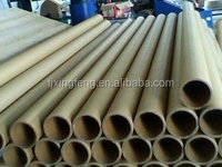 Paper core tube for industry application and packaging and tape