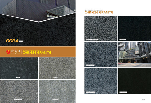 G687 granite quarry for sales cheap slabs