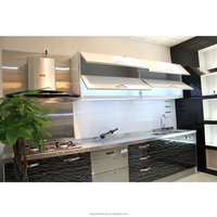 New Arrival High Quality Modern Mini Small Arcylic Kitchen Cabinets Design Made In Guangdong