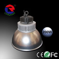 CE RoHS factory warehouse industrial 200w led high bay light