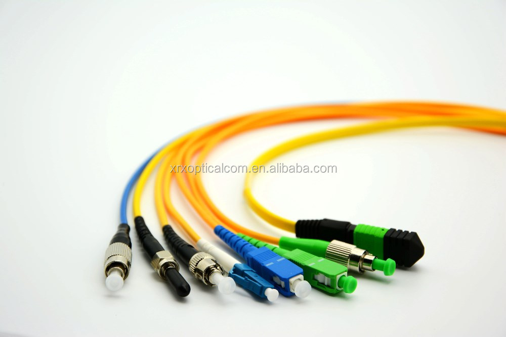 Different Fiber Optic Patch Cord 1310/1550 Optical Splitter