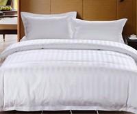 China manufacter plain luxury hotel bedding set/ hotel bed linen/ hotel textile