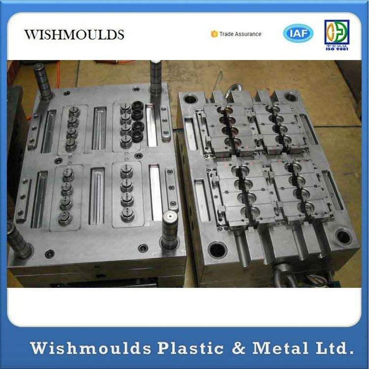 New product design oem plastic test tube injection mould