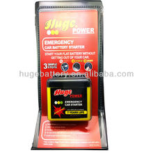 2016 Hot Selling emergency car battery/jump booster/12v jump starter