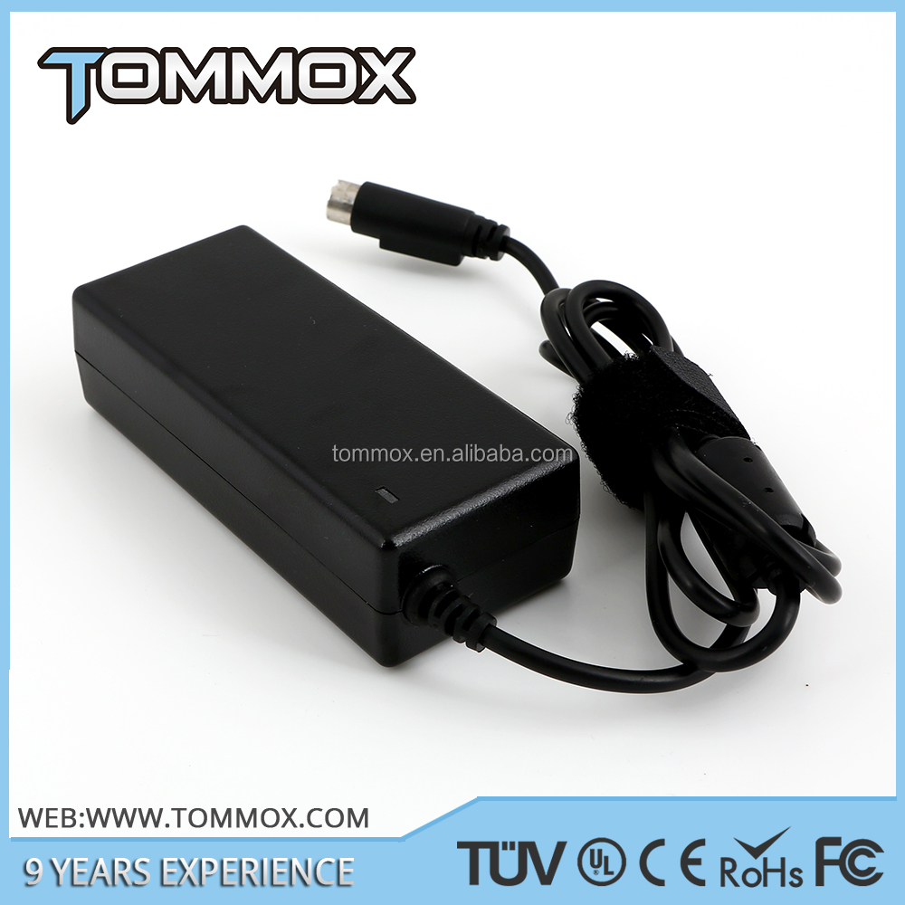 100-240V 4 round pin ac adapter for asus 19v 1.58a 100% test 36W Blister Box OCP/OVP/SCP/OTP