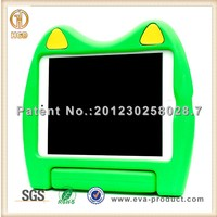 Shock proof silicone tablet case for ipad mini for kids