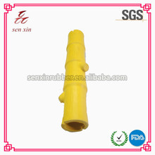 SX Popular Nontoxic Natural Rubber Bamboo Pet Toy