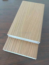 High quality EX-factory WPC Decking Outdoor Flooring co-extrusion LVSEN wpc decking