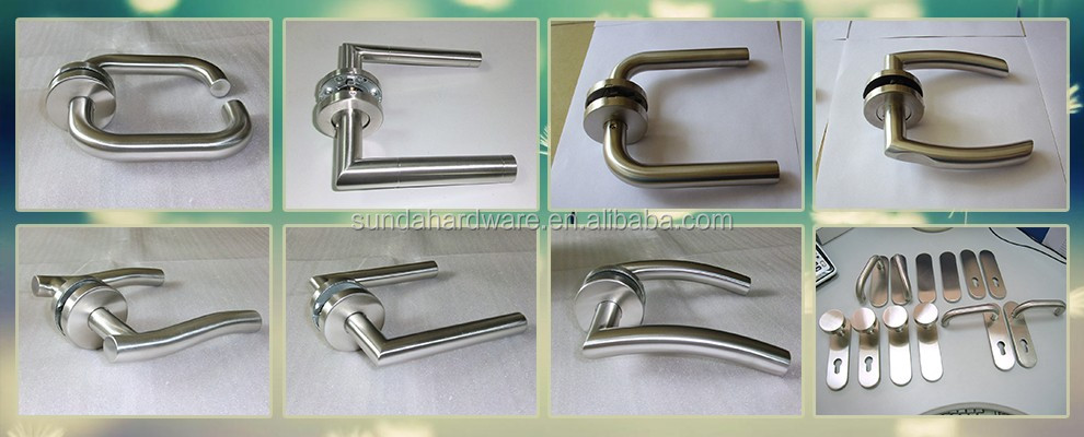 High Class Stainless Steel Door Handles and Locks