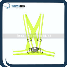 High Visibility Belt reflective safety vest ,reflective vest for running or cycling