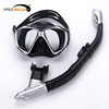 China Scuba Snorkeling Soft Silicone Diving Mask