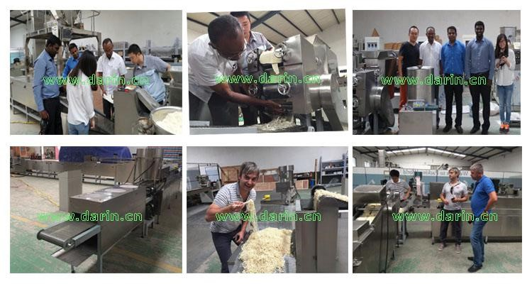 SUS304 Cereal Bar Cutting Machine for Healty Bar Granola Bar
