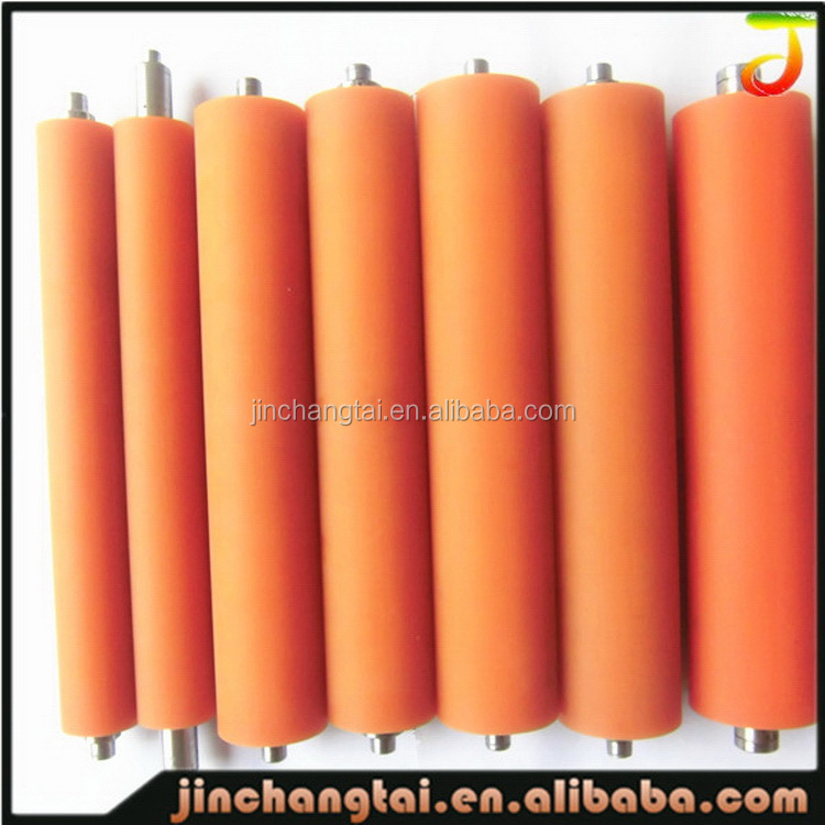 2016 china professional coating rubber roller
