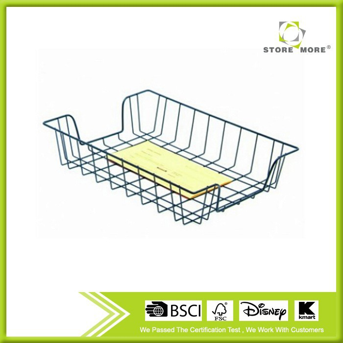 Metal Wire Stackable File Tray